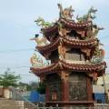 關廟清水寺-金爐照片