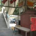 台南 莊敬福德正神-位於橋下照片