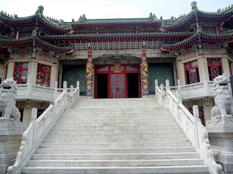 台南 天宮主照片