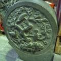 水仙宮-抱鼓石照片