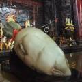 台南 昆沙宮 ( 中壇元帥 )-白蘿蔔石-吉祥好彩頭照片