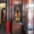 台南 東嶽殿( 仁聖大帝 )-偏殿左陪祀護國尊王照片