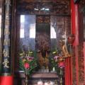 台南 東嶽殿( 仁聖大帝 )-後殿右祀城隍爺照片