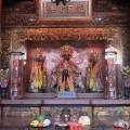 台南 東嶽殿( 仁聖大帝 )-後殿酆大帝照片