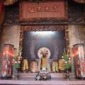 台南 東嶽殿( 仁聖大帝 )-中殿觀音佛祖照片