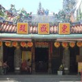 台南 東嶽殿( 仁聖大帝 )-全景照片