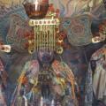 台南 東嶽殿( 仁聖大帝 )-仁聖大帝照片