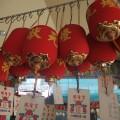 台南 開隆宮( 七娘媽 做十六歲 成年禮)-狀元燈照片