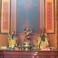 台南 開隆宮( 七娘媽 做十六歲 成年禮)-大成魁斗、魁星爺、文昌帝君照片
