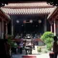 台灣祀典武廟-武廟中庭照片