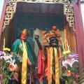 台灣府城隍廟-七爺八爺照片