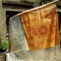 台南 正德堂-黃色令旗照片