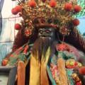 台南 南沙崗六姓府廟-范王爺照片