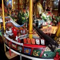 三殿造型王船