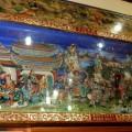 交趾陶壁畫