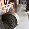 台南神興宮-石鼓照片