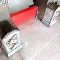 台南神興宮-乞丐椅照片