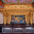 澎湖 紫微宮-未安座前神龕照片