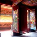 澎湖 紫微宮-廟門照片