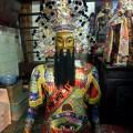 廣濟殿三聖堂-部將黃太尉照片