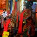 怡峰殿舉喜堂-中壇元帥照片