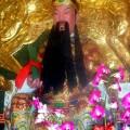 怡峰殿舉喜堂-城隍爺照片